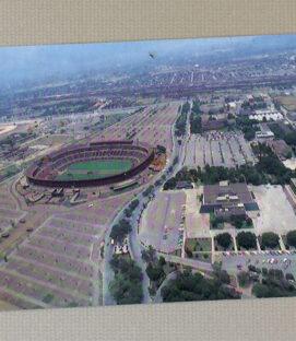 Estadio Universario Monterrey Postcard