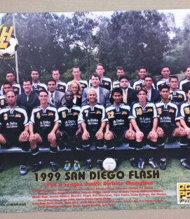San Diego Flash 1999 Team Photo