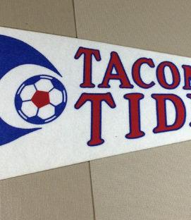 Tacoma Tides (ASL) Pennant
