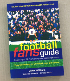 1998-99 EPL Football Fans Guide by Janet Williams