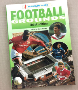 Football Grounds 3rd Edition Book