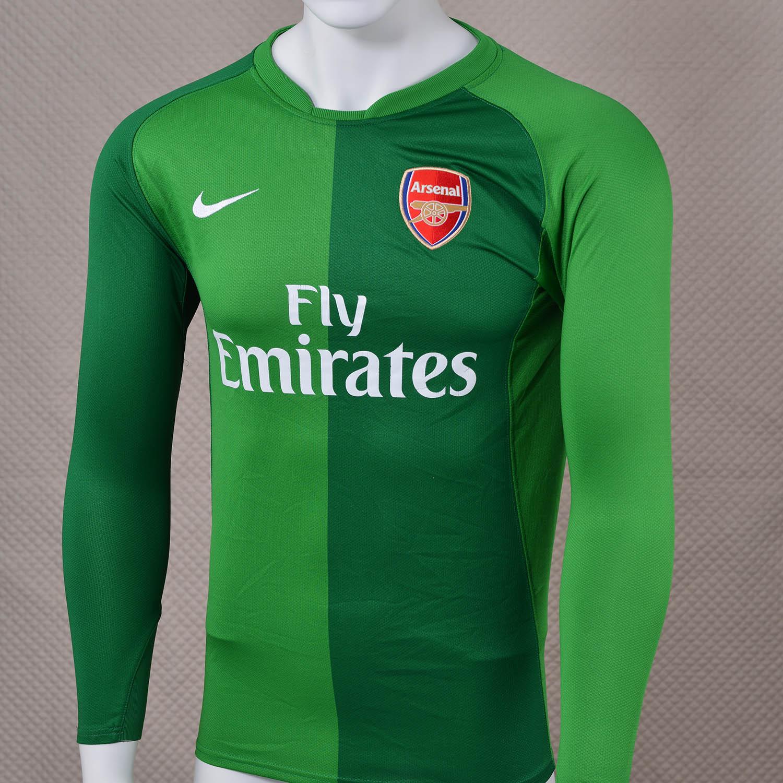 Nike Arsenal 2006-07 Goalkeeper Jersey
