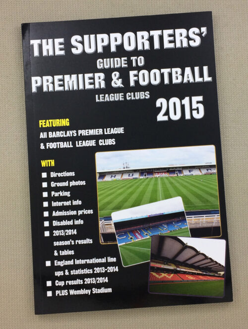 Supporters Guide to the EPL 2015