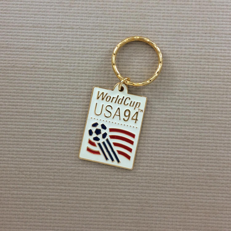USA '94 World Cup Logo Keychain