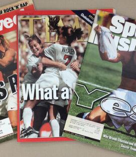 1999 Women's World Cup Magazines