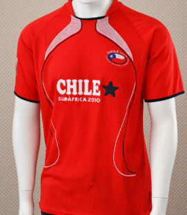 Chile World Cup 2010 Jersey