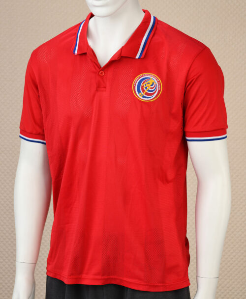 Costa Rica Red Jersey
