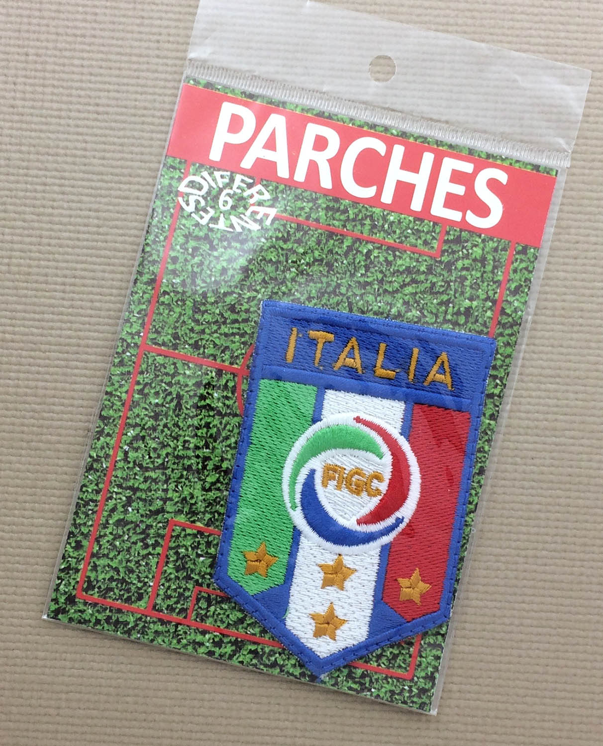 Italia Federation Patch