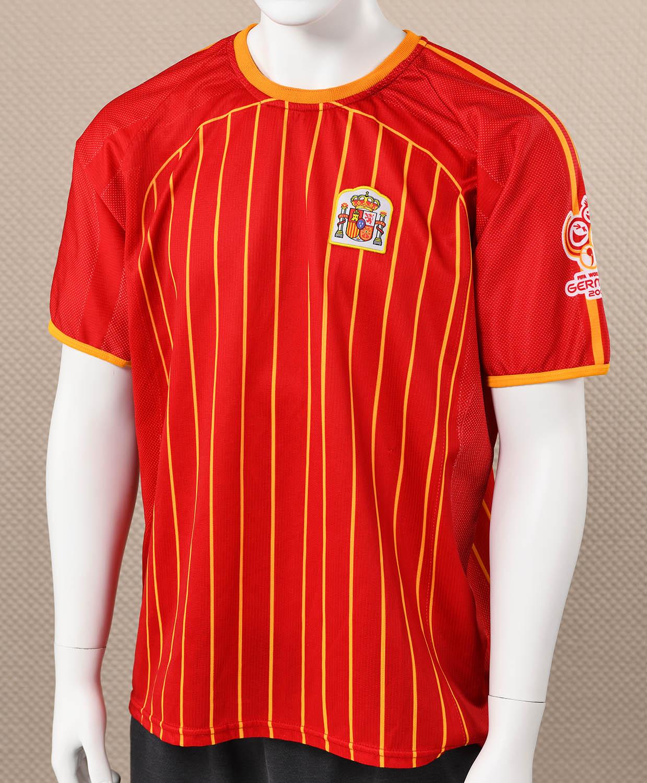 Spain National Team Replica Jersey