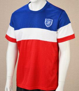 """US Soccer """"Rocket Pop"""" Jersey"""