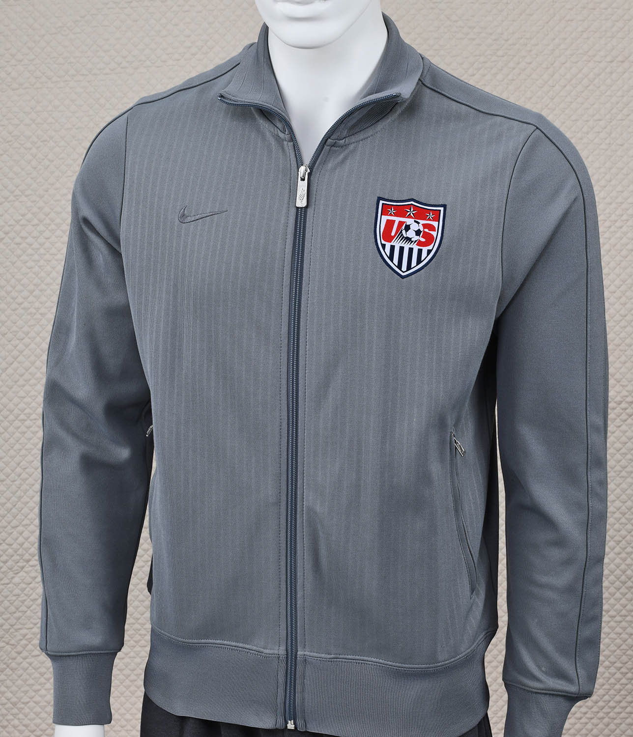 Nike US Soccer Gray Jacket
