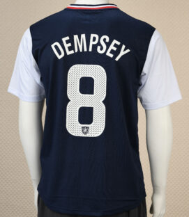 US Soccer #8 Clint Dempsey Jersey