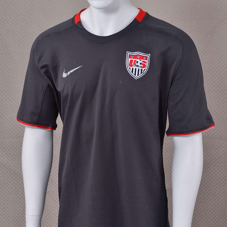 Nike US Soccer Mens Gray Jersey