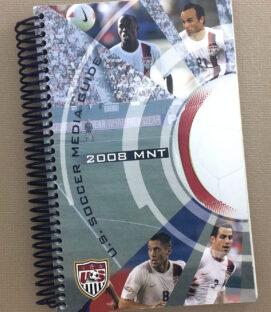 US Soccer MNT 2008 Media Guide
