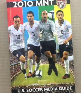US Soccer MNT 2010 Media Guide