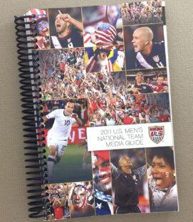 US Soccer MNT 2011 Media Guide