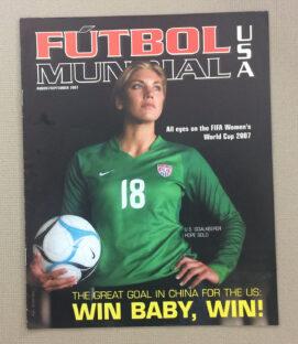 Futbol Mundial Aug 2007 Magazine
