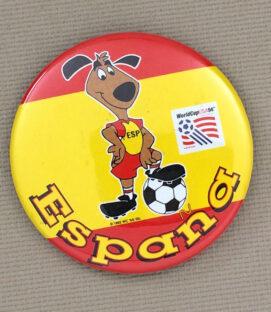 World Cup '94 Espana Button