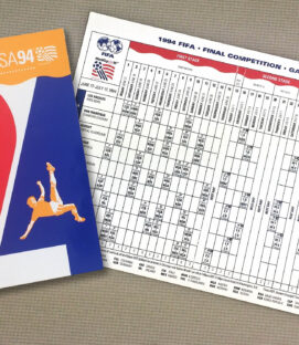 World Cup '94 Schedule