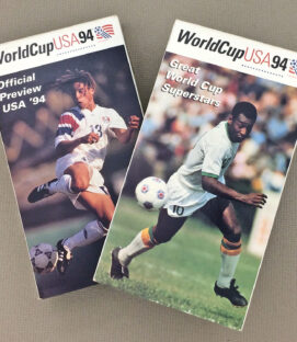 World Cup '94 Video Set