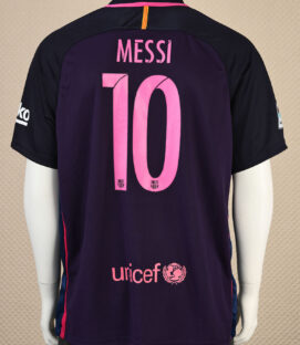 Messi Barcelona FC Jersey