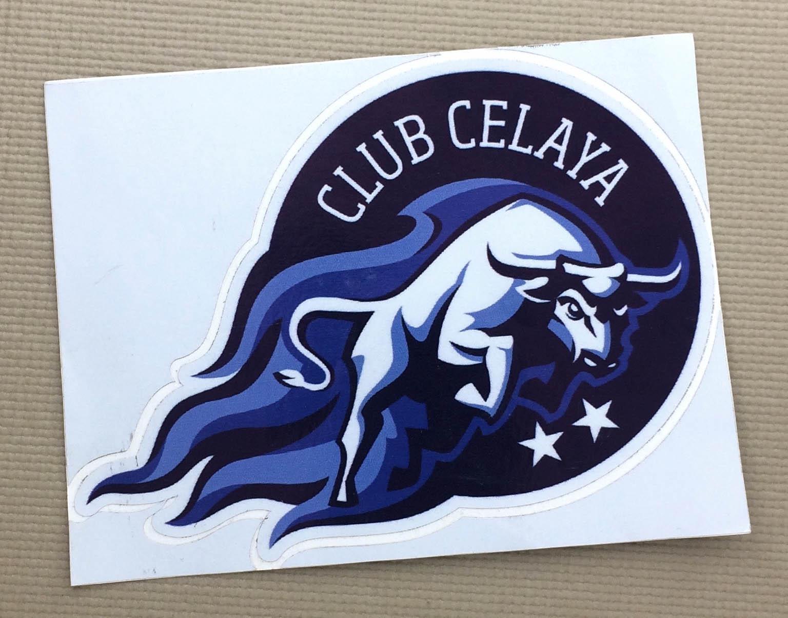 Club Celaya FC Sticker