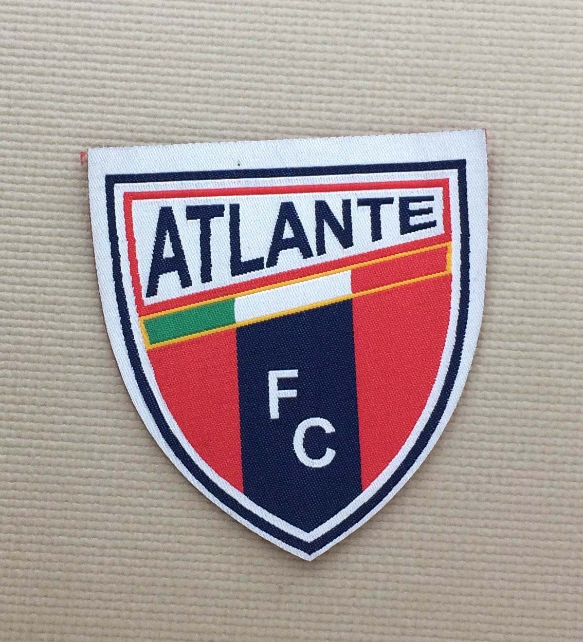 Club Atlante Patch