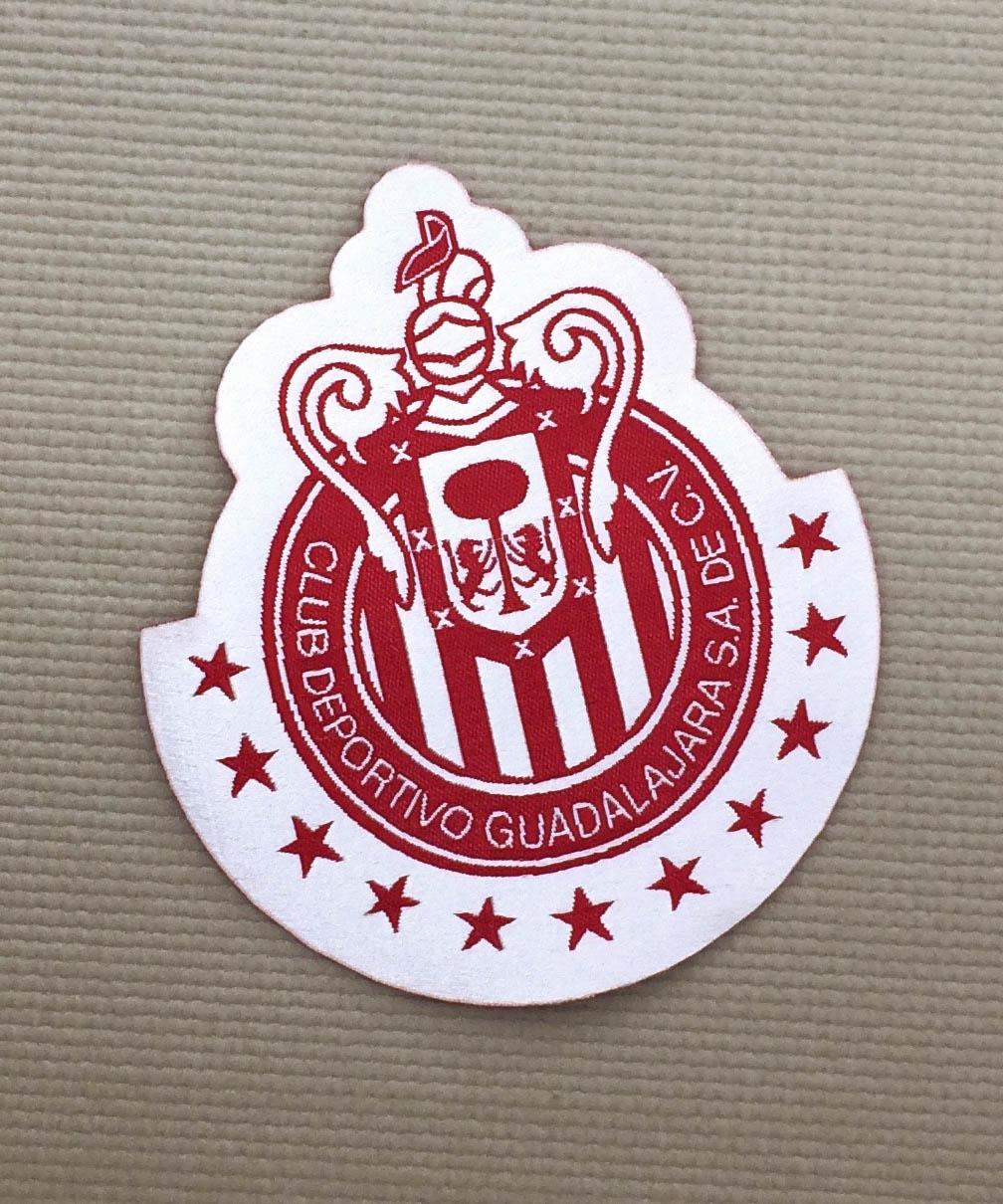 "Chivas Guadalajara 3"" Patch"