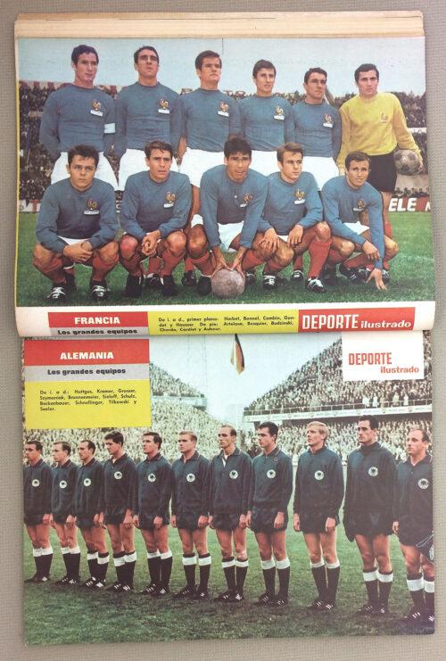 1966 German National Team Beckenbauer