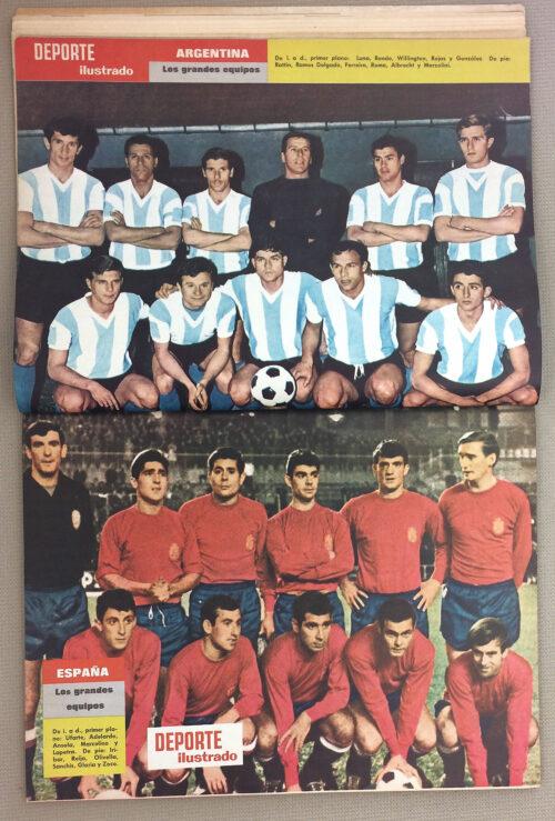 Argentina y espana