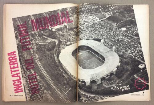 1966 Wembley Stadium