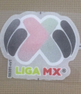 Liga MX Iron-on Patch