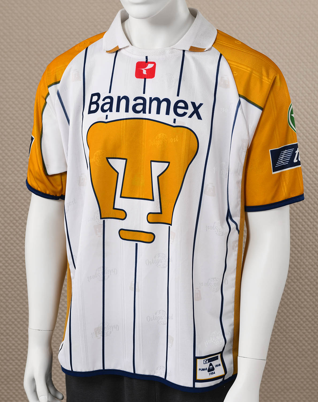 UNAM Pumas Soccer Jersey