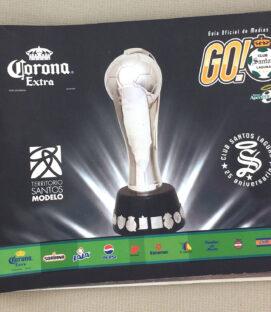 Santos Apertura 2008 Media Guide