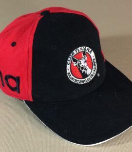 Tijuana Xolos Red & Black Cap