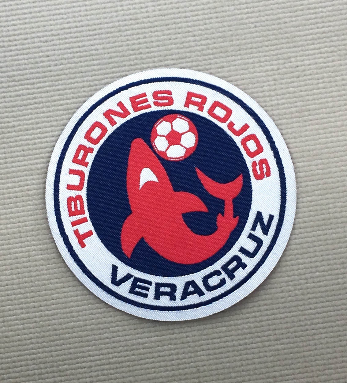 Veracruz Tiburones Patch