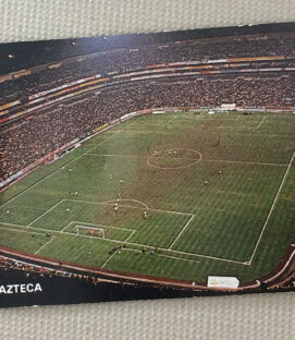 Vintage Postcard of Estadio Azteca
