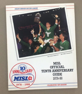 MISL Official Tenth Anniversary Guide