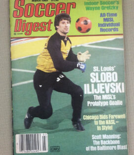 Soccer Digest March 1985 Issue