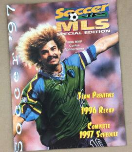 Soccer Jr MLS '97 Preview Edition