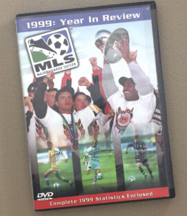 MLS 1999 Year in Review DVD