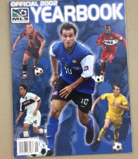 2002 MLS Yearbook