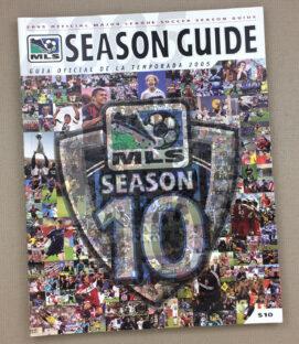 2005 MLS Season Guide