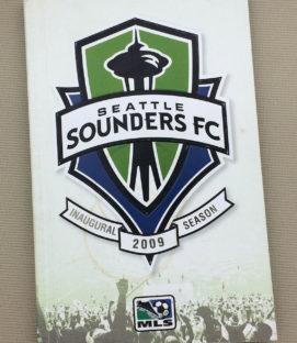 Seattle Sounders Inaugural 2009 Media guide