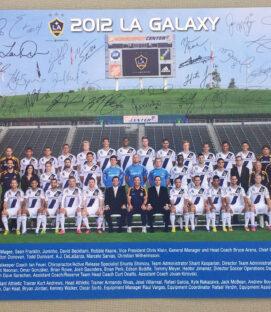 Los Angeles Galaxy 2012 Team Photo