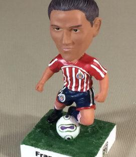 Chivas USA Paco Palencia Bobblehead