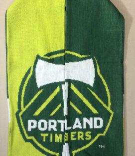 Portland Timbers Logo Scarf