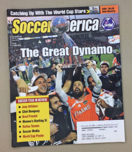 Soccer America December 2006 Issue