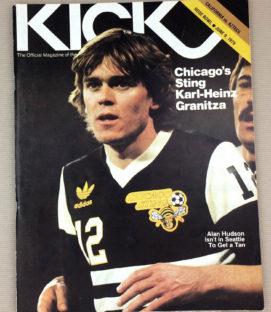 Kick Magazine 1979 Sockers Surf