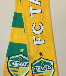 FC Tampa Bay (Rowdies) Scarf